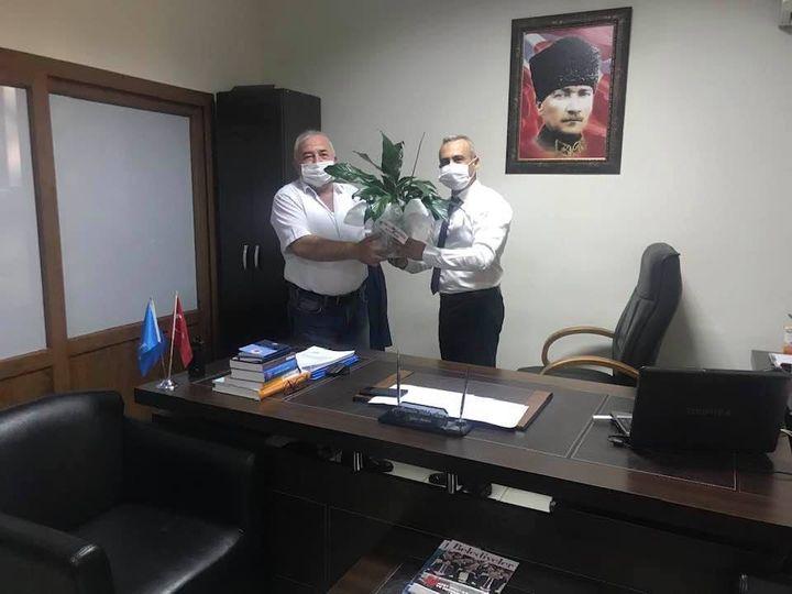 Oda Başkanı Serdar Berk Zabıta Haftasını Kutladı