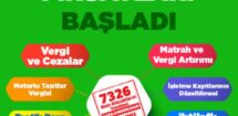 7326 SAYILI KANUNLA GETİRİLEN BORÇ YAPILANDIRMASI